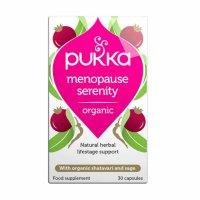 Pukka Menopause Serenity - 30 capsules