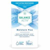 Balance Activ Moisture Plus Pessaries 10 Uses X2G