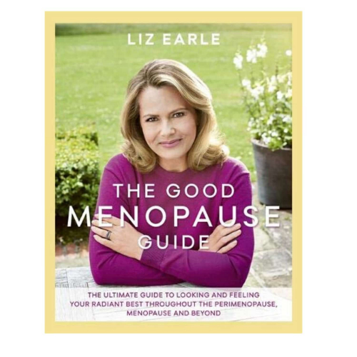 The Good Menopause Guide Liz Earle Book