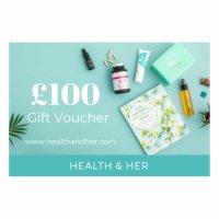 £100 Gift Voucher - Evoucher