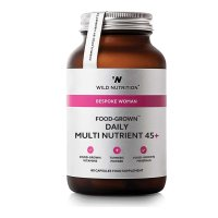 Wild Nutrition Womens Daily Multi Nutrient 45+