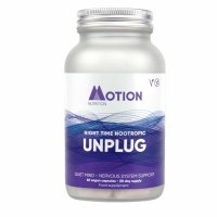 Motion Nutrition Unplug Vegan Supplement - 60 Capsules