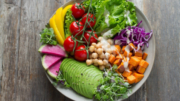 Mood changes during menopause – does what you eat make a difference?