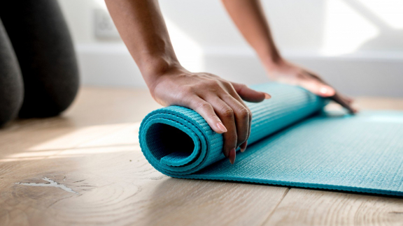 Yoga for menopause joint pain