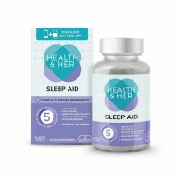 Health & Her Natural Sleep Aid Supplement - 30 Capsules