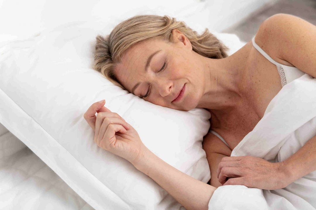 Sleeping problems during menopause