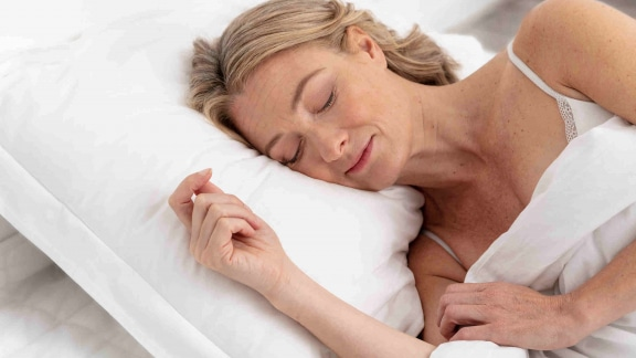 Is menopause messing with your sleep? Tools, techniques and treatment to reclaim your rest