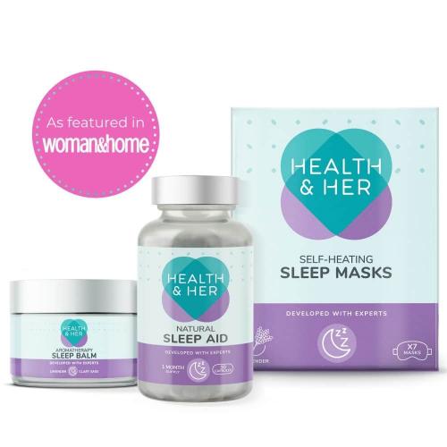 Health & Her Natural Sleep Range