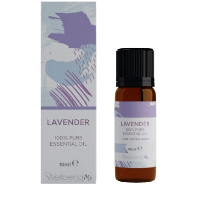 WellBeing Me Essential Oil Lavender