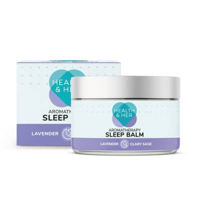 Health & Her Sleep Balm