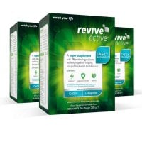 Revive Active Health Food Supplement - 3 month supply