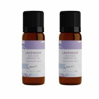 WellbeingMe Lavender Pure Essential Oil Multipack (2 x 10ml)