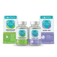 Health & Her Menopause Day & Night Support Bundle