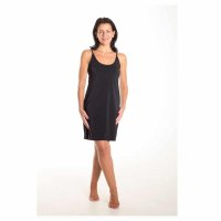 Esteem No Pause Cooling Slip Nightie - Black
