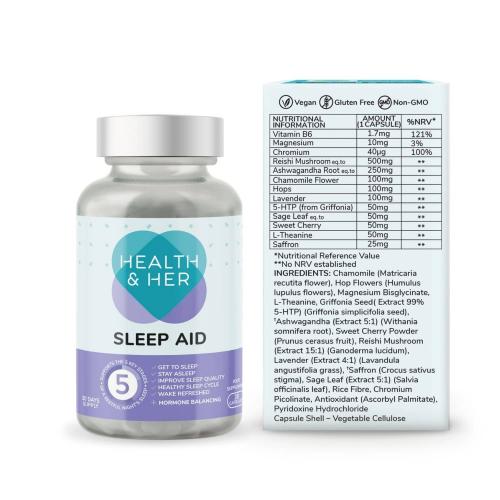 Health & Her Sleep Aid