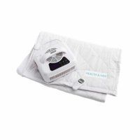 Health & Her Hot & Cold Hydro Mattress Topper - Single