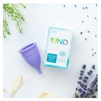 KIND MENSTRUAL CUP SIZE 1