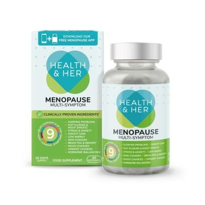 Health & Her Menopause Supplement