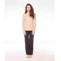 Esteem No Pause Cooling Pyjama Bottoms - Black