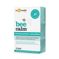 Unbeelievable Health Bee Calm Supplements 20 Caps