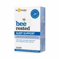 Unbeelievable Health Bee Rested Supplement 20 Caps