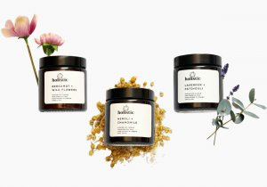 Holistic Scented Candles