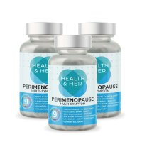 Health & Her Perimenopause Supplement 3 Month Supply