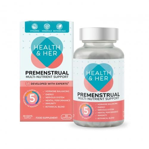 Premenstrual supplements