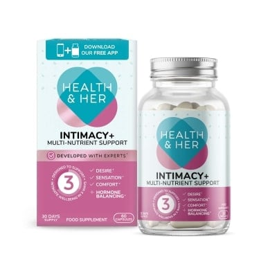 menopause libido supplements Intimacy + by Health & Her