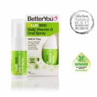 Better You Dlux 3000 Vitamin D Oral Spray, 15Ml